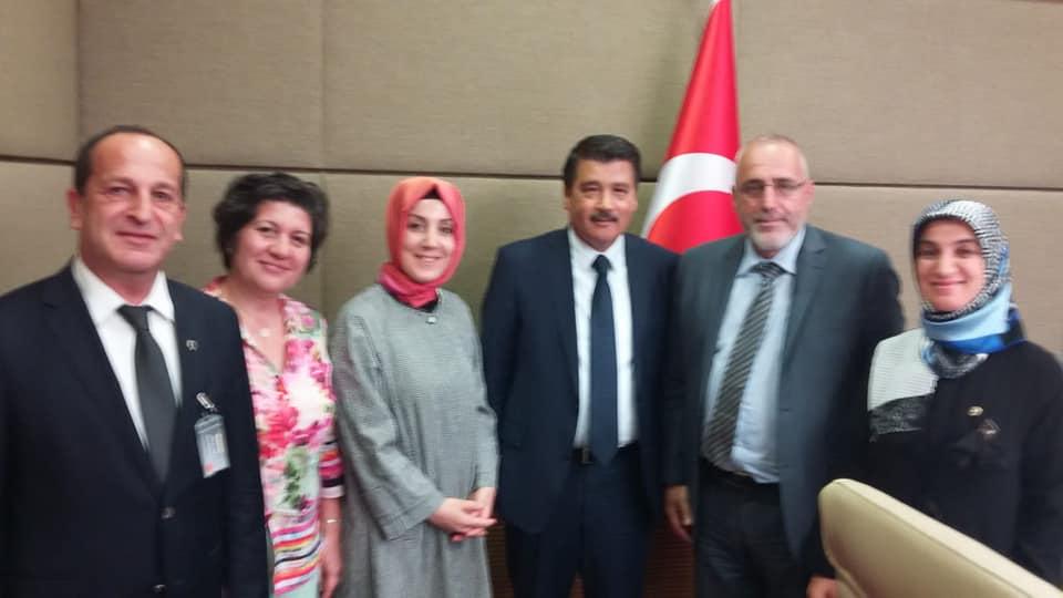 Türkiye Otizm Meclisi olarak TBMM Otizm ve Down Sendromu Araştırma Komitesi toplantısına katıldık.